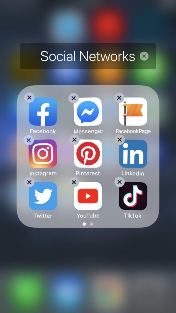 Social media sirens take many forms