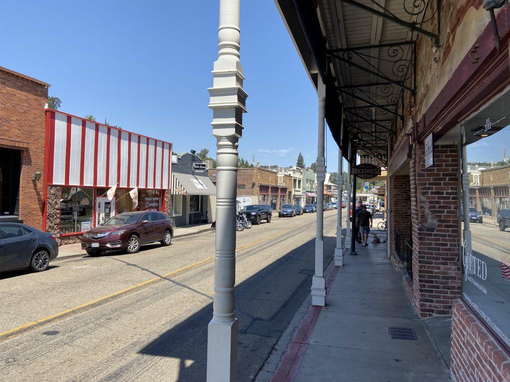 Main Street Jackson CA
